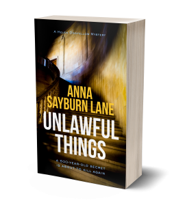 3d cover of Unlawful Things
