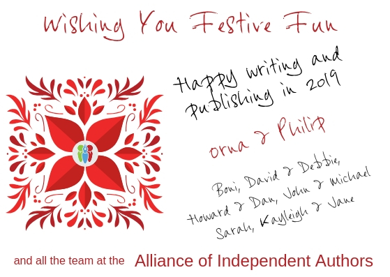 Seasons Greetings From The Alliance Of Independent Authors