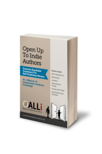coer of Open Up to Indie Authors