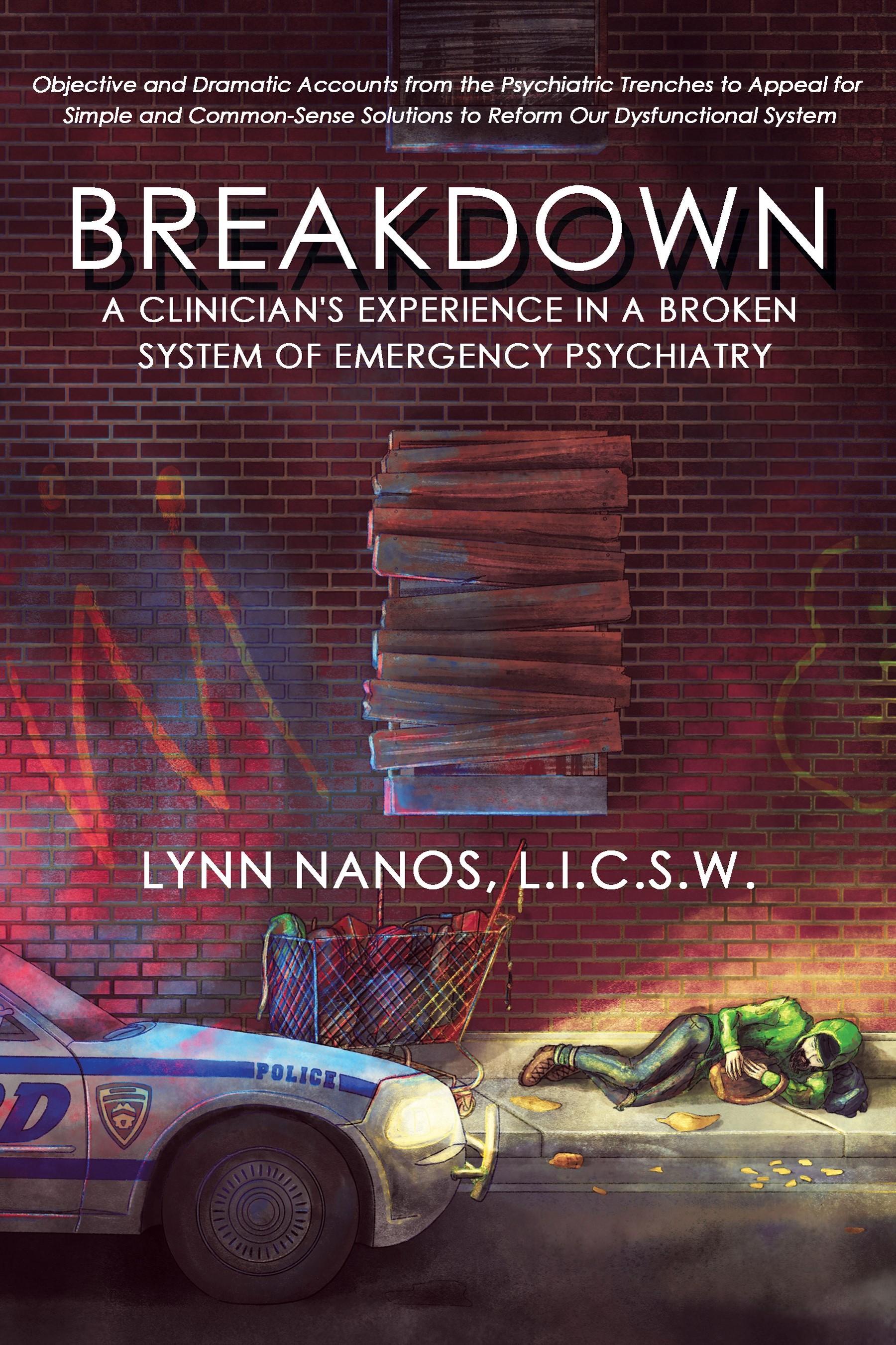 cover of Breakdown by Lynn Nanos