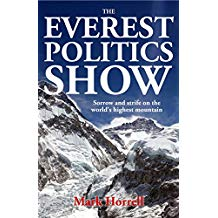 cover of The Everest Politics Show by Mark Horrell
