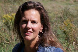 headshot of Errin Stevens