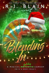 cover of Blending In by RJ Blain
