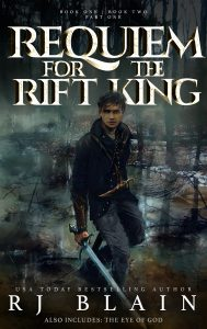 cover of Requiem for the Rift King box set by R J Blain