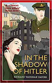 cover of In the Shadow of Hitler by Richard Vaughan-Davies