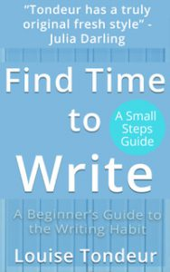 cover of Find Time to Write by Louise Tondeur
