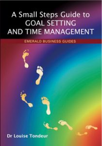 Cover of book on time management