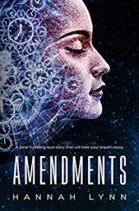 cover of Amendments by Hannah Lynn