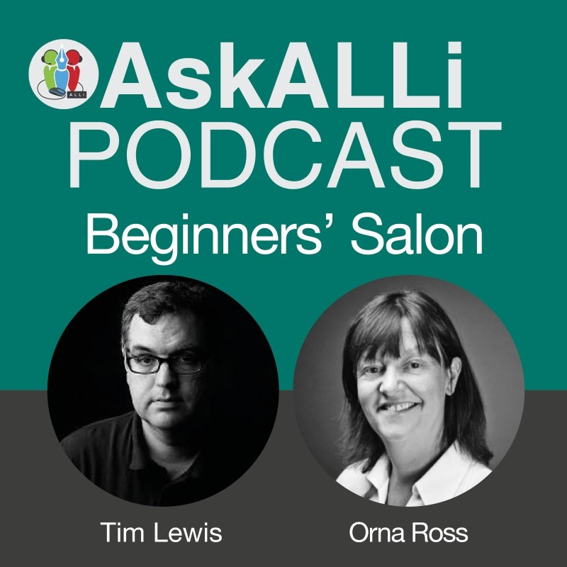 How To Self-Edit A Book & Interview With Inspirational Indie Author Susan Grossey: AskALLi Beginners' Self-Publishing Salon February 2019
