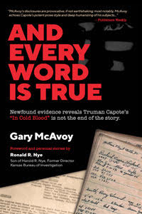 Cover Of And Every Word Is True By Gary McAvoy