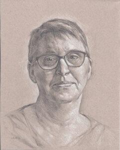 portrait of Jo Van Every