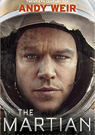 Cover Of The Martian - A Case Study Of Selling Rights