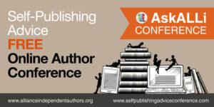 Self-publishing Advice Conference masthead
