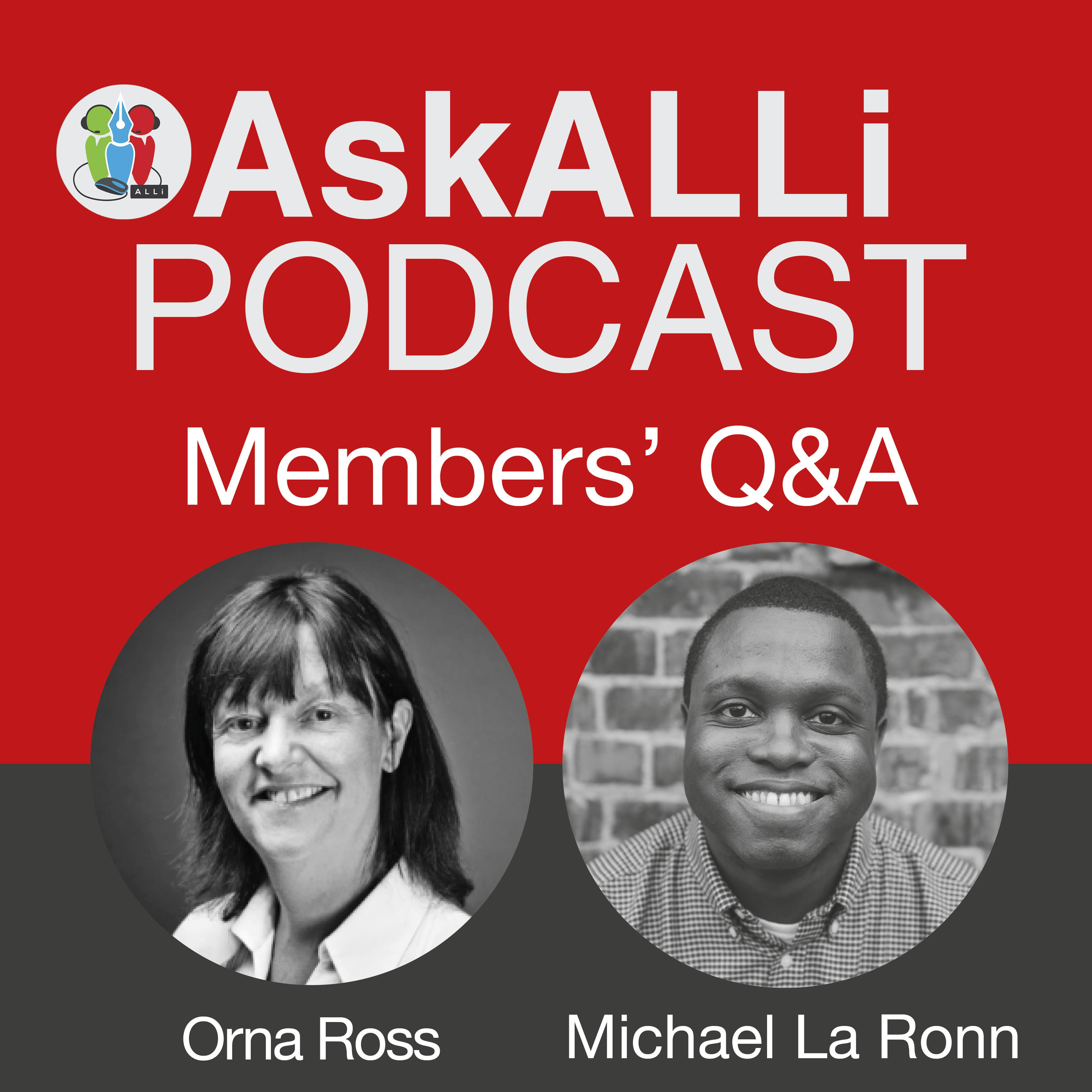 Which Self-Publishing Companies Are Reputable? Other Questions Answered; News From The London Book Fair; AskALLi Members' Q&A With Orna Ross And Michael La Ronn