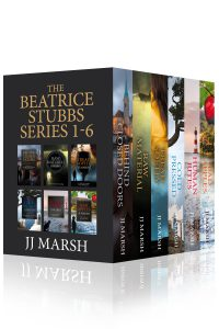 box set of six Beatrice Stubbs books