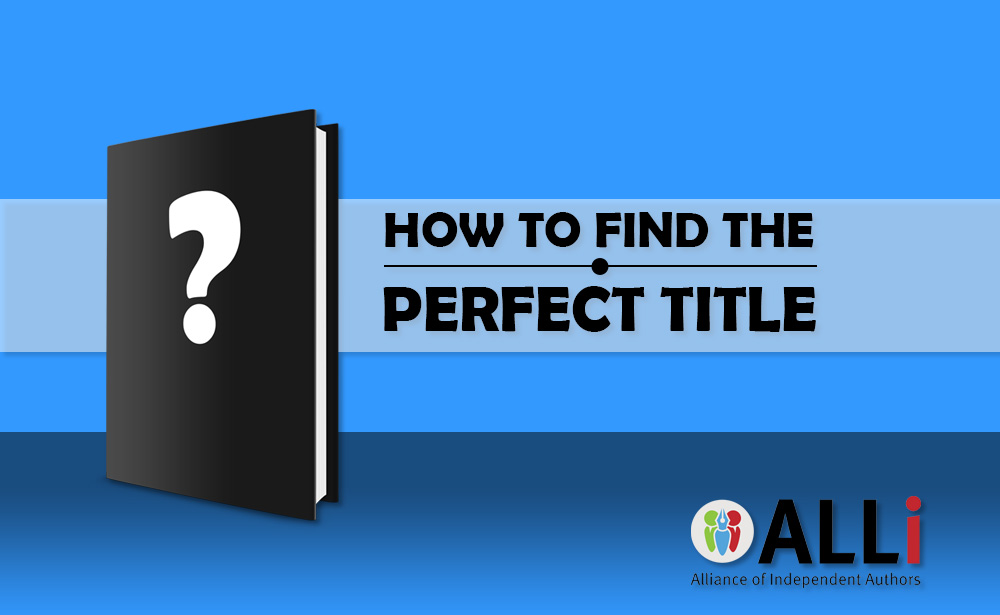 Finding The Perfect Title
