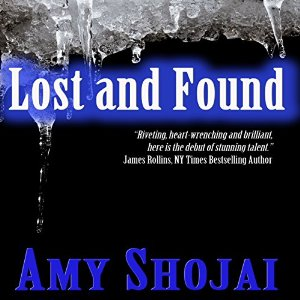 covers of Lost and Found by Amy Shojai for different formats