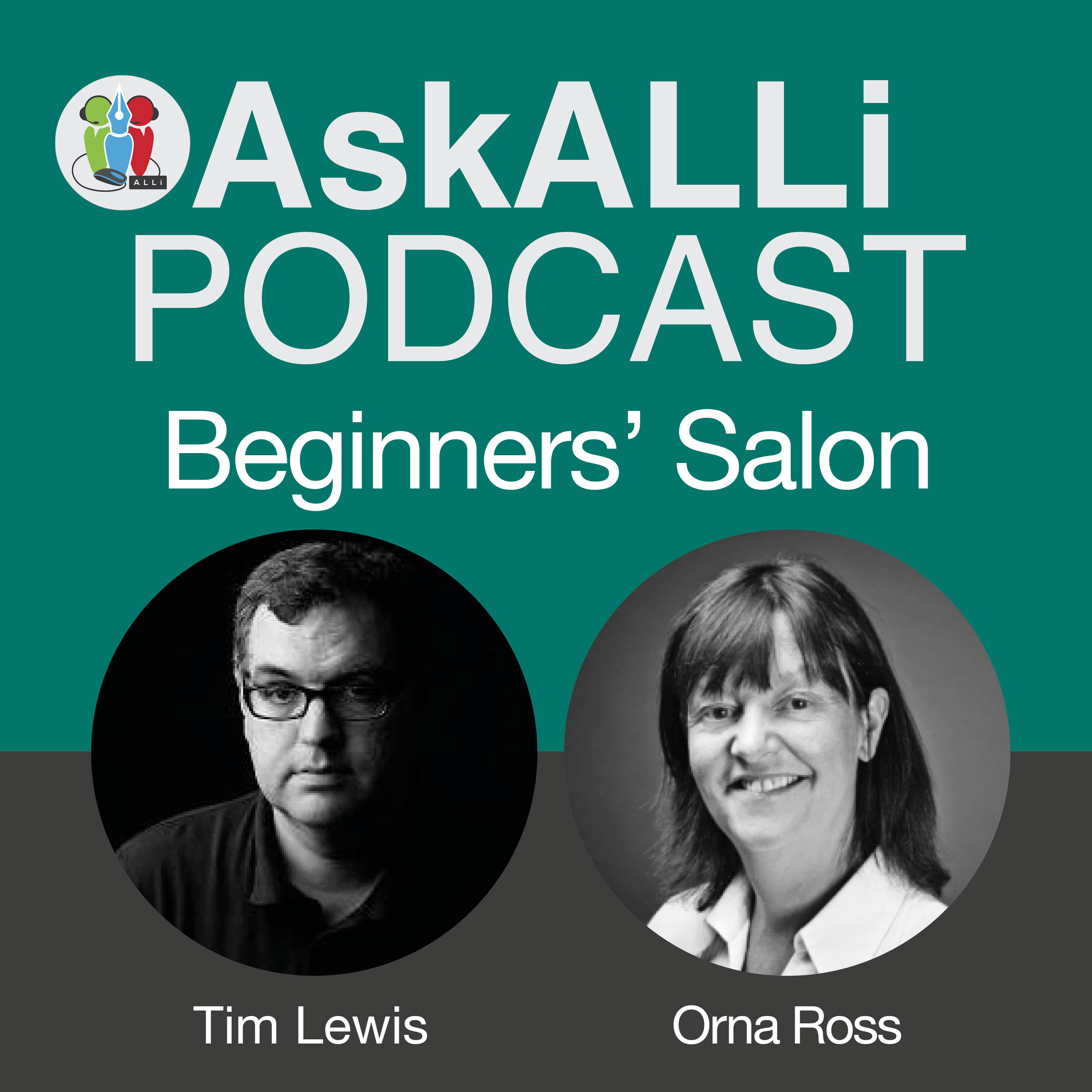 Choosing The Best Editor For Your Book; And Inspirational Indie Author Yvonne Caputo: AskALLi Beginners Self-Publishing Salon With Orna Ross And Tim Lewis