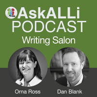 Living Our Best Creative Lives; Inspirational Indie Author Steff Green: AskALLi Writing Salon With Orna Ross And Dan Blank: April 2019