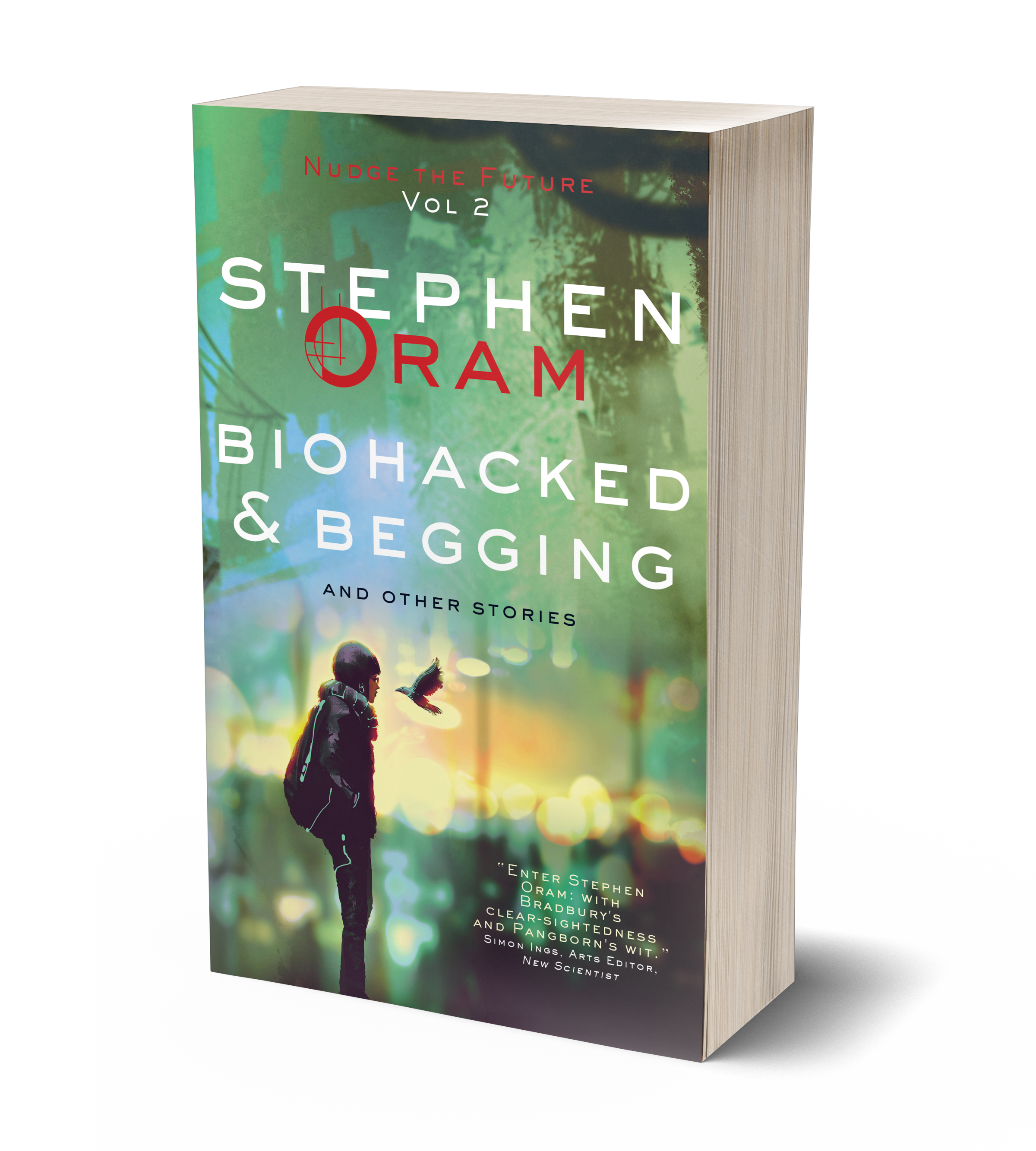 Inspirational Indie Authors: Stephen Oram On Finding Opportunities