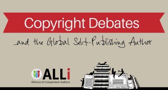 indie author copyright debates