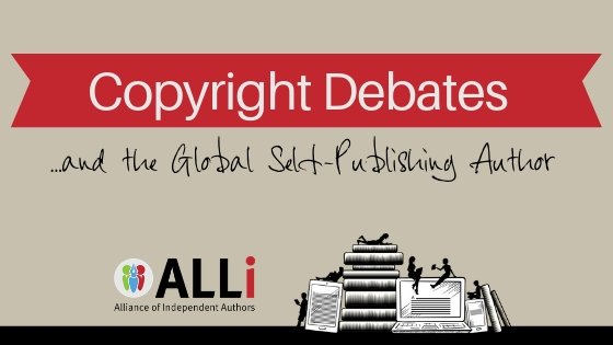 Indie Author Copyright Debates
