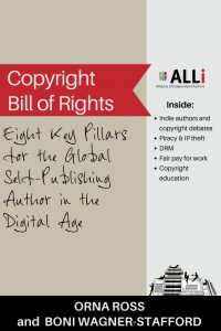 Copyright Bill of Rights Book Cover