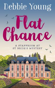 professional cover for Flat Chance
