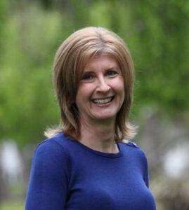 headshot of Pauline Wiles