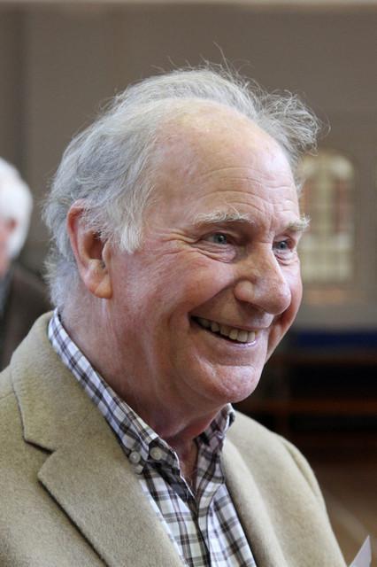 Headshot Of Tony Whelpton