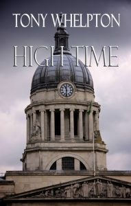 cover of High Time by Tony Whelpton