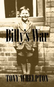 cover of Billy's War by Tony Whelpton