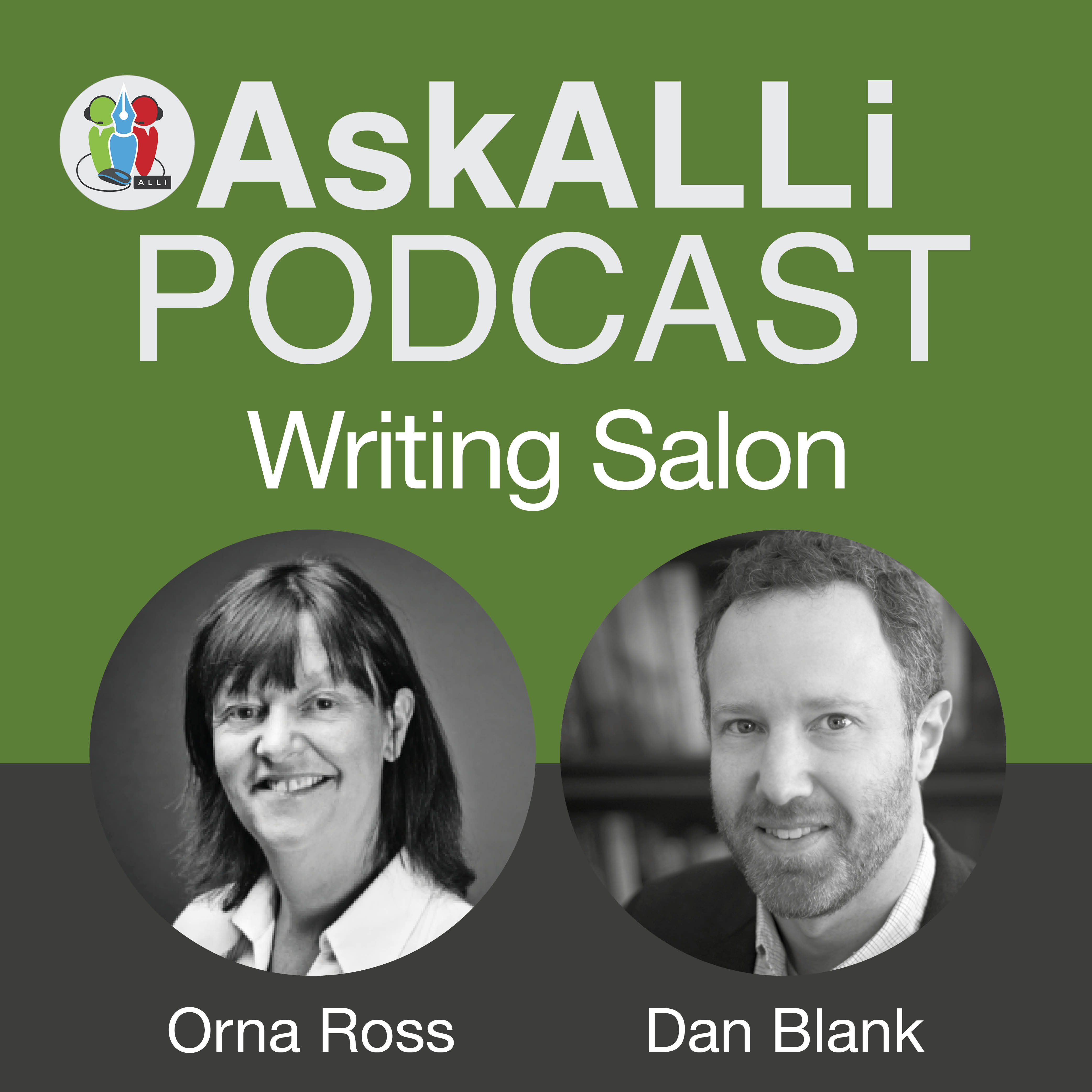 Is It Better To Have Balance Or Obsession As A Writer? AskALLi Writing Salon With Orna Ross And Dan Blank: May 2019