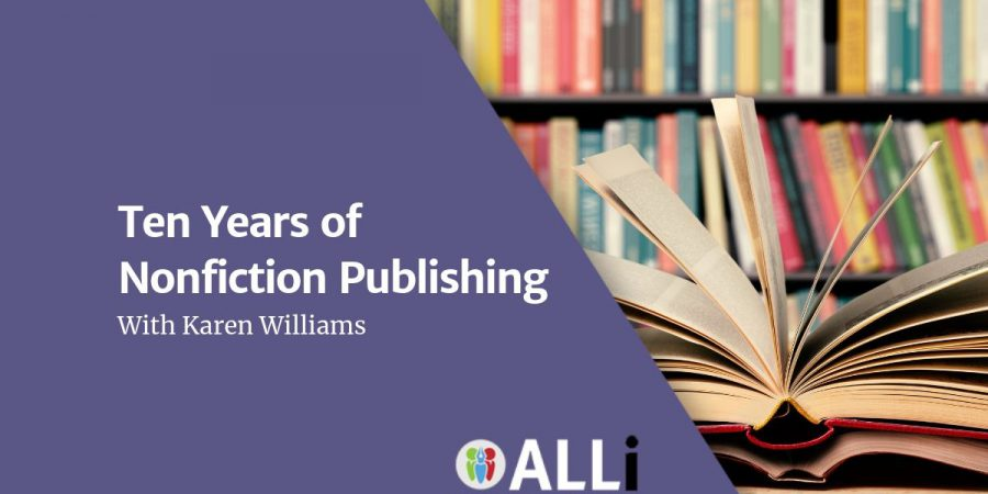 Ten Years Of Nonfiction Publishing