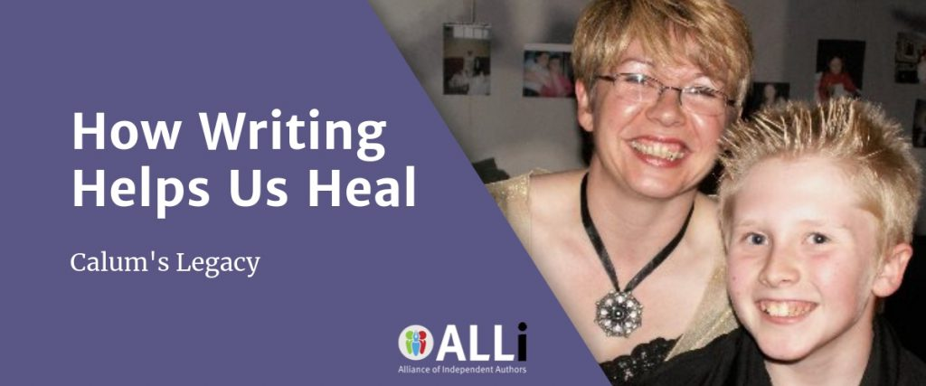 How Writing and Self-Publishing Helps Us Heal