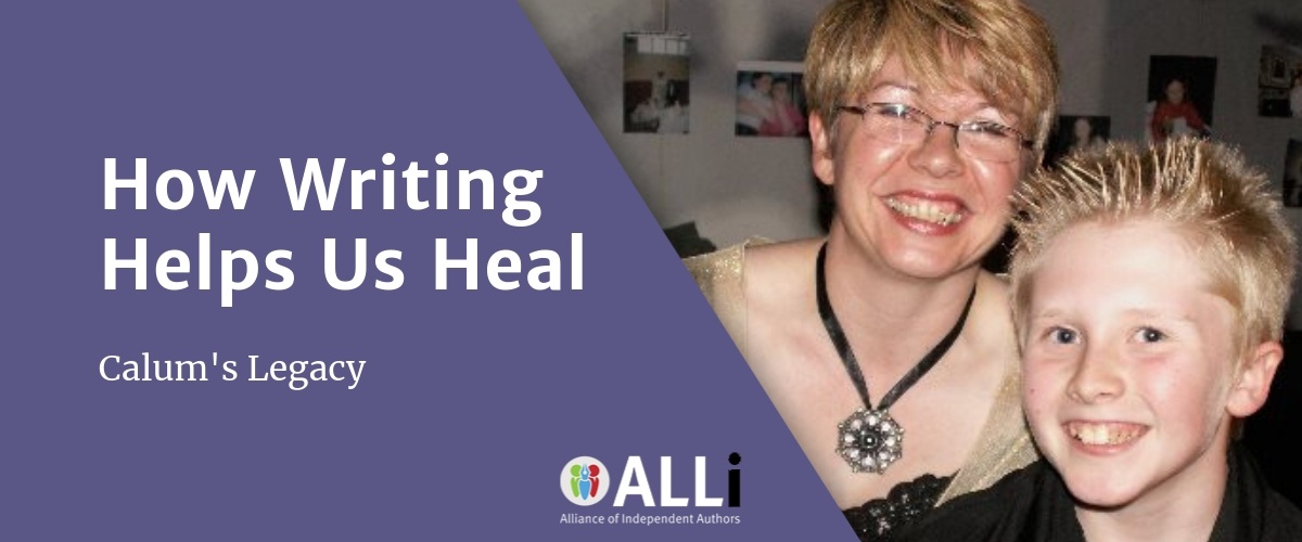 How Writing Helps Us Heal