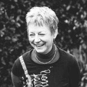 Author photo Virginia King