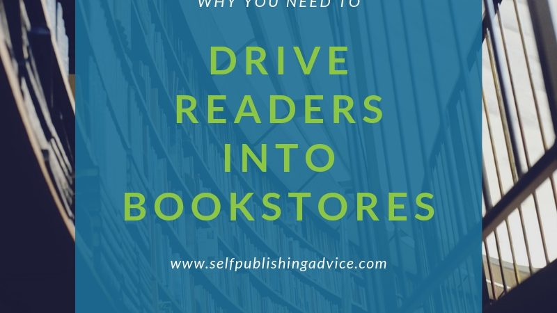 Drive Readers Into Bookstores