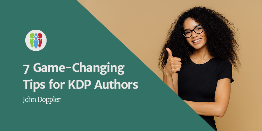 Indie Author Tips For Amazon KDP