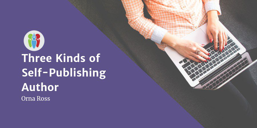 Three Kinds Of Self-Publishing Author