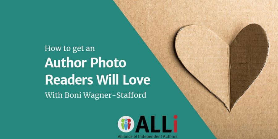How To Get An Author Photo Readers Will Love