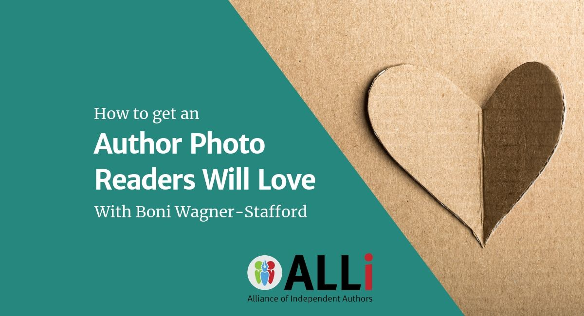 Get An Author Photo Readers Will Love