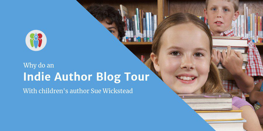 Why Do An Indie Author Blog Tour