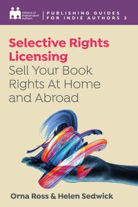 rights licensing for indie authors