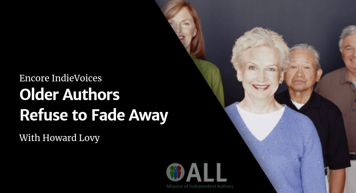 Older Authors Refuse To Fade
