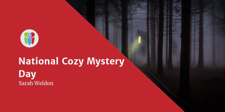 National Cozy Mystery Day