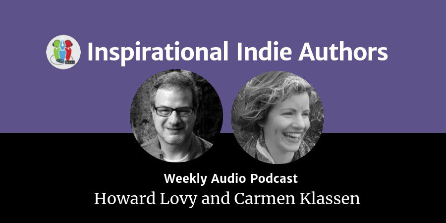 Inspirational Indie Authors: Carmen Klassen Writes Books About Women Who Reboot Their Lives After A Crisis