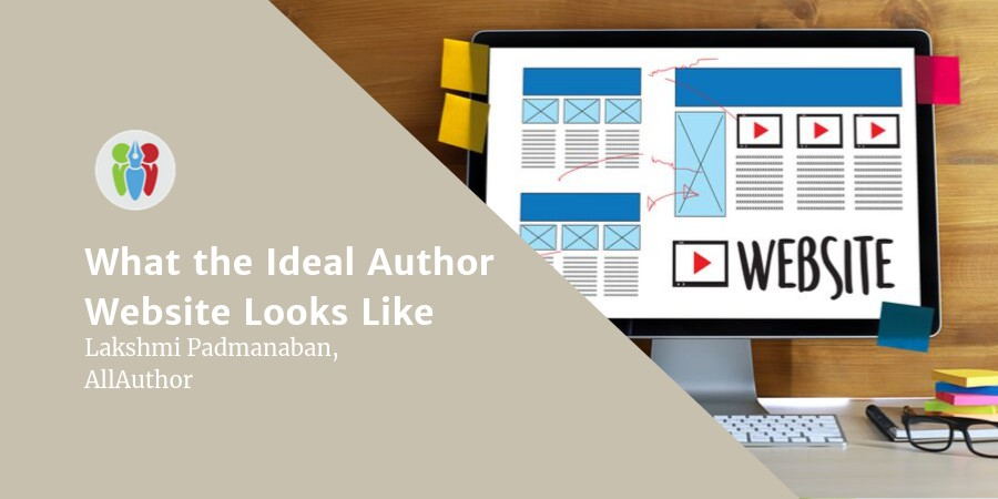 What The Ideal Author Website Looks Like