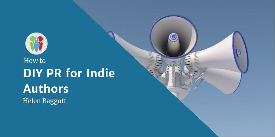 How To DIY PR For Indie Authors