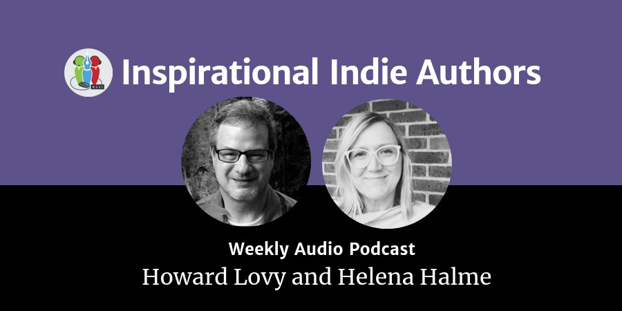 Inspirational Indie Authors: Helena Halme Turned Her Real-Life Experiences Into Romantic Nordic Mysteries